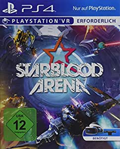 starblood arena vr playstation vr playstation 4 amazon. Black Bedroom Furniture Sets. Home Design Ideas