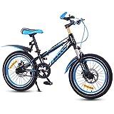 Bicicletta per bambini, 16/18/20 inch Child 7/8/10/12 anni studente Bicicletta bambino bambino ( Colore : #1 , dimensioni : 18 inch )