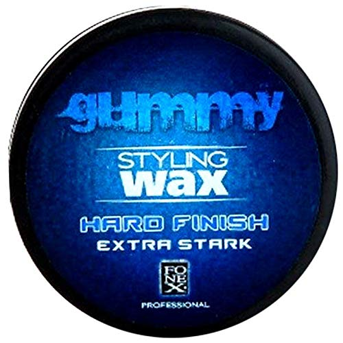Fonex Gummy Professional Styling-Wachs Stying Wax Hard Finish