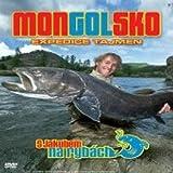 DVD obal S Jakubem na ryb?ch 11: Mongolsko - Expedice tajmen Zdroj: imageshack.us