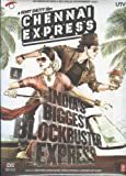 Chennai Express - India's Biggest Blockbuster Express - DVD (Hindi Movie / Bollywood Film / Indian Cinema)