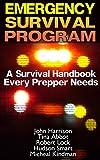 Best Prepper Books - Emergency Survival Program: A Survival Handbook Every Prepper Review