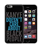 Kanye No Care About Black People Funny Quote_BEN0851 Protective Phone Mobile Smartphone Case Coque Cover Hard Plastic for Huawei P20 Funny Gift Christmas