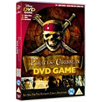 Pirates Of The Caribbean - DVD Game