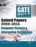 #7: GATE Paper Computer Science & Information Technology 2017 (Solved Papers 2000-2016)