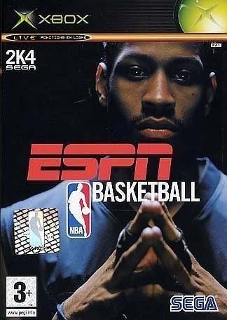 Microsoft ESPN Basketball Sega 2K4 - Xbox - PAL