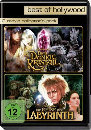 Der dunkle Kristall/Die Reise ins Labyrinth - Best of Hollywood (2 DVDs)