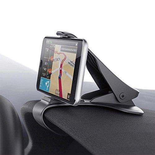 elefonhalter,Kfz Handy Halterung,Durable Dashboard Handy-Halter für iPhone X/8/8 Plus/7/7 Plus/6/6 Plus/SE, Samsung Galaxy S8 Note 8, innerhalb 6,5 Zoll SmartPhone ()