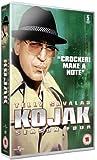 Kojak - Series 4 [DVD]