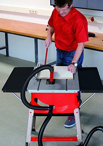 Einhell Tischkreissäge TC-TS 2025/1 U (2000 W, Sägeblatt Ø 250 x Ø 30 mm, max. Schnitthöhe 85 mm, Tischgröße 640x487 mm) - 2