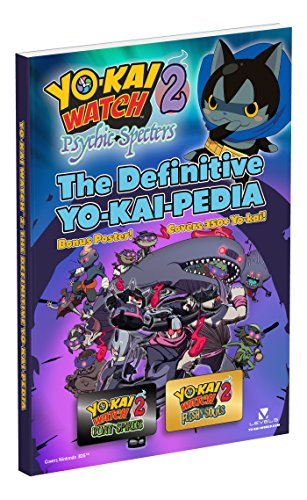 Yo-kai Watch 2: The Definitive Yo-kai-pedia par Rick Barba