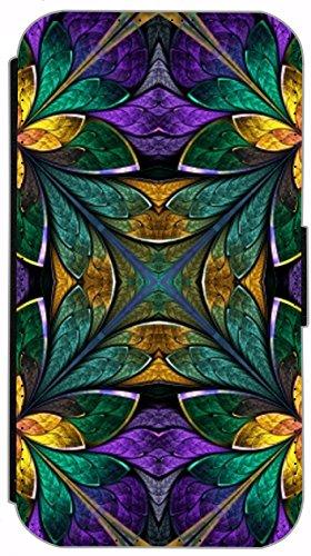 Flip Cover für Apple iPhone 6 / 6S (4,7 Zoll) Design 162 Affe Hülle aus Kunst-Leder Handytasche Etui Schutzhülle Case Wallet Buchflip mit Bild (162) 171