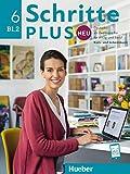 Schritte plus Neu 6: Deutsch als Zweitsprache für Alltag und Beruf / Kursbuch + Arbeitsbuch + Audio-CD zum Arbeitsbuch