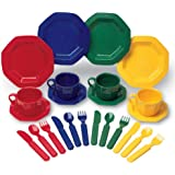 Learning Resources Pretend and Play® Dish Set
