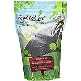 Food to Live Las semillas de amapola (Australia) 1.8 Kg