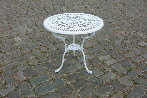 Tisch Lugano, weiß - (26112-208)