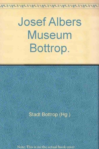 Josef Albers Museum Bottrop. Buch-Cover