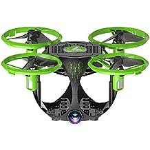 FQ777 FQ26 Mini Drone plegable WiFi FPV Drone 6 Gyro del eje Altitud Hold G-sensor con cámara de 0.3MP 3D voltea Control de aplicación RTF RC Drone