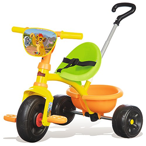 Smoby - 740311 - la Garde du Roi Lion - Tricycle be...