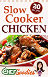 Slow Cooker Chicken Recipes (English Edition)