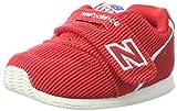 New Balance, Herren Sneaker, Rot (Alpha Red), 23.5 EU (6.5 UK Child)
