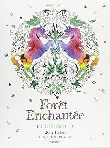 Forêt enchantée - Edition artiste