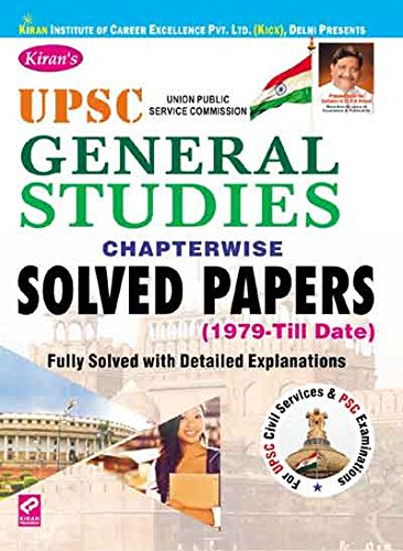 Kiran's UPSC General Studies Chapterwise Solved Papers (1979 Till Date) (English) - 2151