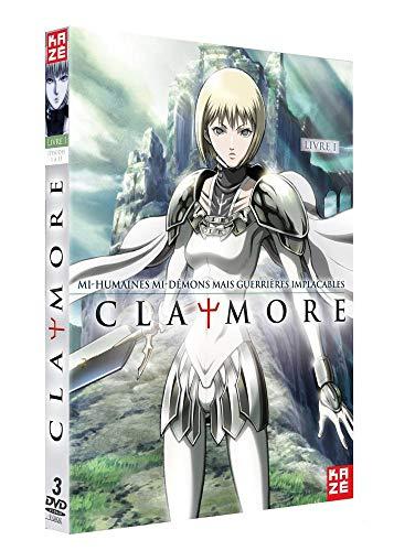 Claymore - Coffret 1/2