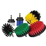 TianranRT 6Pcs Mörtel Power Wäscher Reinigung Pinsel Wanne Reiniger Kombi Werkzeug Kit