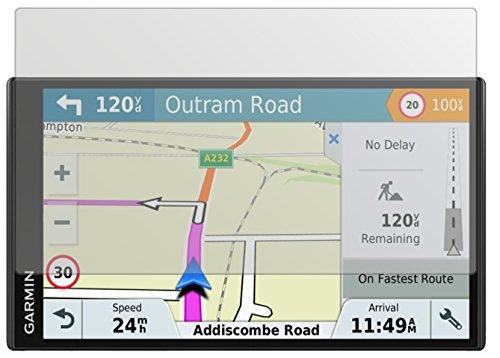 dipos Folie passend für Garmin DriveSmart 61 LMT-D