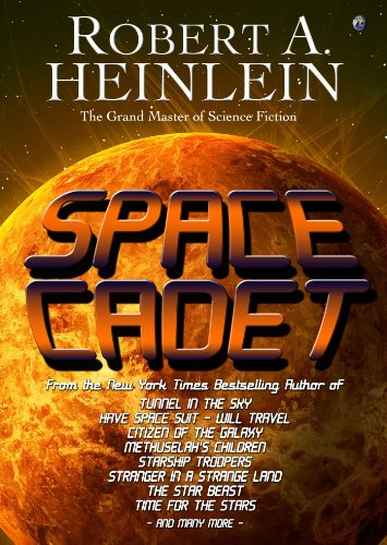 Space Cadet (English Edition)