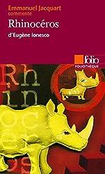 Rhinocéros d'Eugène Ionesco (Essai et dossier)