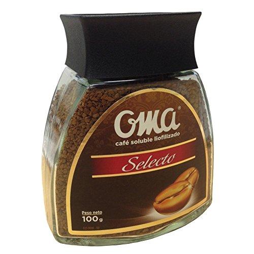 cafe-oma-instantaneo-soluble-liofilizado-cafe-100g