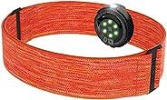 Softeam OH1, Sensore frequenza cardiaca Unisex Adulto, Arancione, M-XXL