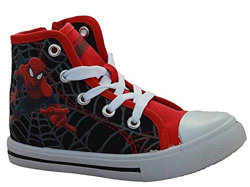 Spiderman ,  Mädchen Jungen Unisex Kinder Kurzschaft Stiefel