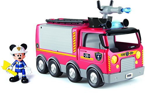 Image of Mickey Mouse Club House - Emergency Fire Truck