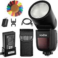 Godox V1-C Canon Uyumlu Tepe Flaşı