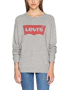 Levi's Damen Relaxed Graphic Crew Sweatshirt