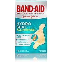 Pflaster Marke Hydro Dichtung Wasserfester All Purpose Kleber Bandagen für Wundversorgung oder Blasen, 10ct preisvergleich bei billige-tabletten.eu