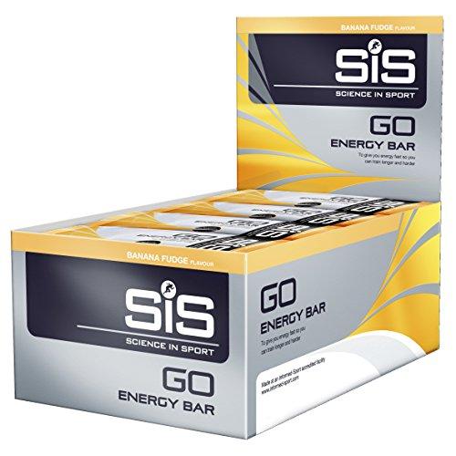 Science Sport SiS Go Energy Barretta Energetica Gusto Banana confezione da 30 x 40g
