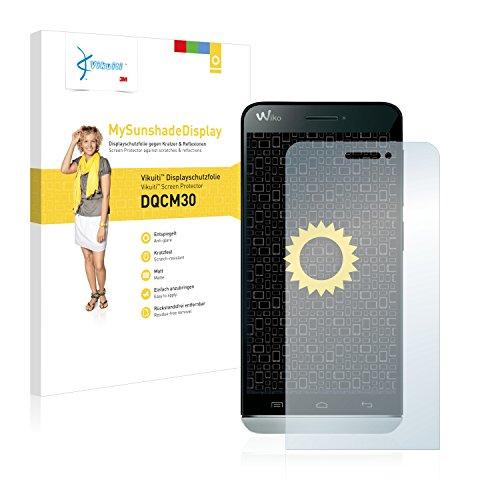 Vikuiti Bildschirmschutzfolie Matt DQCM30 von 3M für Wiko Wax Folie Schutzfolie Bildschirmfolie - Entspiegelt