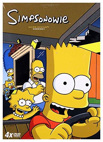 The Simpsons (BOX) [DVD] [Region 2] (IMPORT) (Keine deutsche Version)