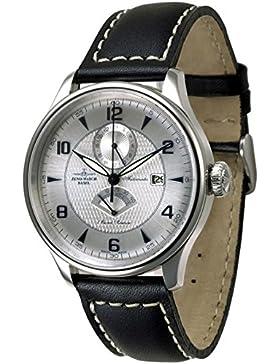 Zeno-Watch Herrenuhr - Godat II GMT + Power Reserve - 6273GMTPR-g3