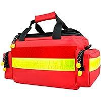 Notfalltasche OFFICE Rot Nylon 450 x 240 x 200 mm gefüllt preisvergleich bei billige-tabletten.eu