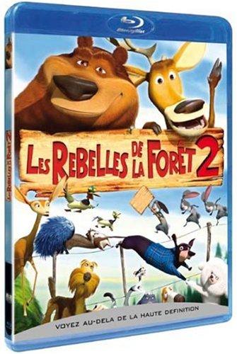 Les Rebelles de la forêt 2 [Blu-ray]