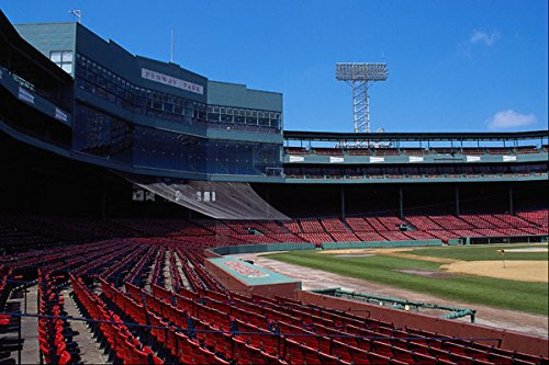 526014 Classical Fenway Park The Oldest Baseball Park A4 Photo Poster Print 10x8