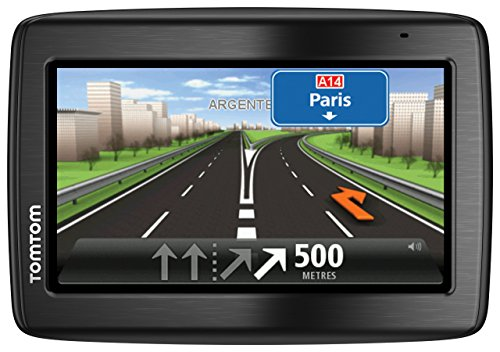 TomTom VIA 135 (5 pouces) - GPS Auto - Cartographie Europe 45 (Reconditionné)