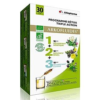 Arkopharma Arkofluides Detox Program Triple Action