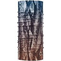 BUFF® SET - HIGH UV Insect Shield Multituch + UP® Ultrapower Schlauchtuch | Unisex | Insektenschutz | UV-Schutz | Antibakteriell | Geruchshemmend | Sturmhaube | Halstuch | Schal