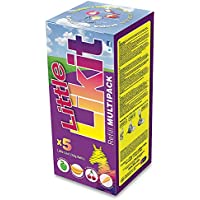 Likit Little Multipack Recambio, Apple/Cherry/Banana/Carrot, 5 unidades